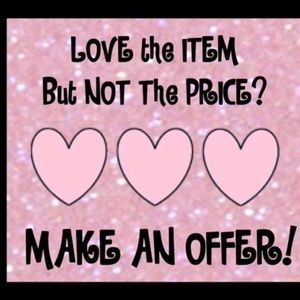 Other - I LOVE OFFERS